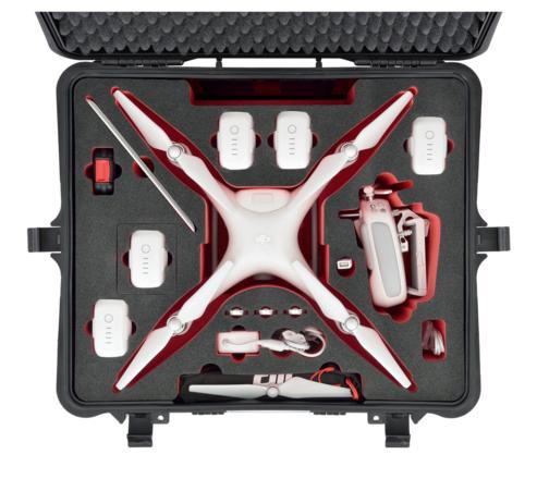 DJI Phantom 4 Drone Package