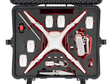 Rent: DJI Phantom 4 Drone Package