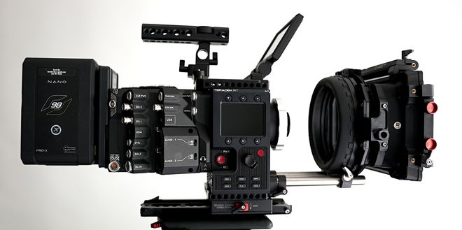 RED Gemini 5K Production Package