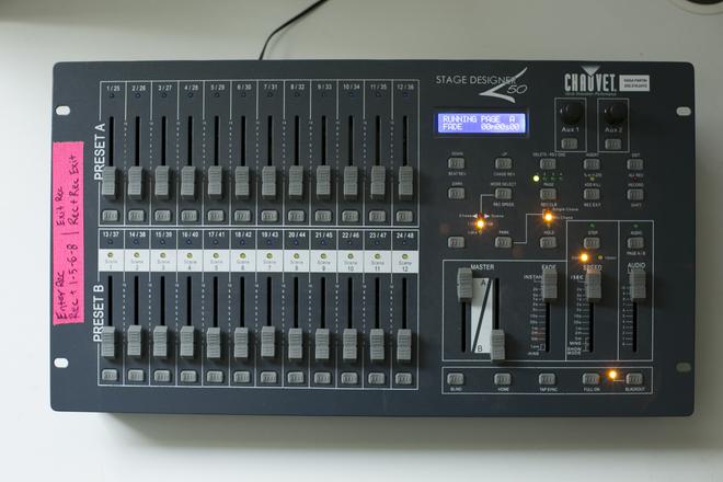 48 Channel DMX Dimmer