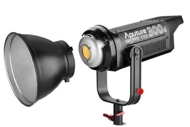 Aputure Light Storm C300d LED Light Kit