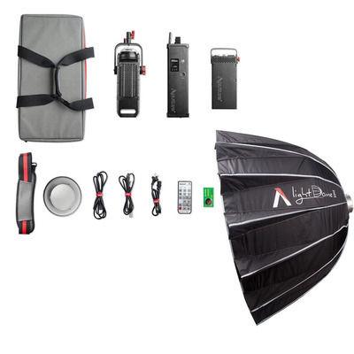 Aputure Light Storm C300d LED Light Kit + Light Dome II