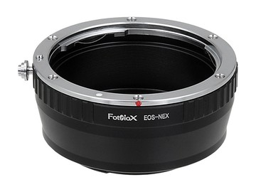 Rent: Canon EOS (EF, EF-s) Lens to Sony E-Mount Mirrorless Camera