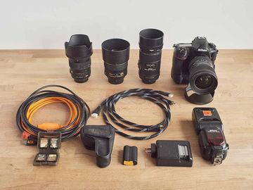 Nikon D850 Camera Kit