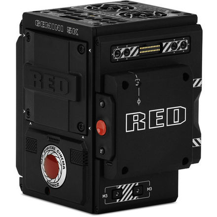 RED Gemini w/ Media, Side Handle,  IO Expander & Accessories