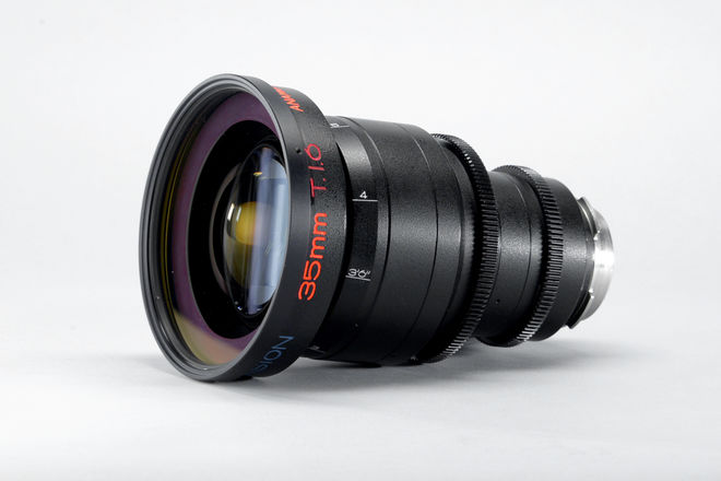 Cineovision High Speed Anamorphic Primes - 3 LENS SET