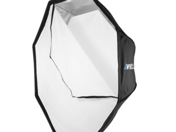 """48"""" 4ft Westcott Rapid Octa Octabox with 40 degree gridcloth"""