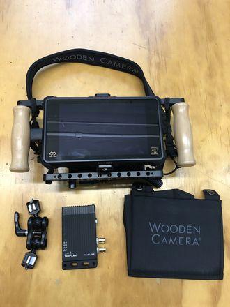 Teradek Bolt 500 Kit with Atomos Ninja Inferno Monitor