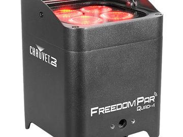 CHAUVET DJ Freedom Par Quad-4 RGBA LED PAR Uplight