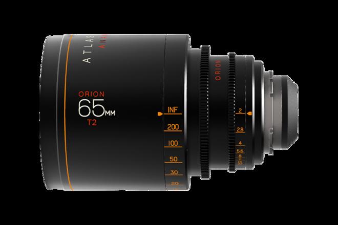 Atlas Lens Co. 65mm T2 Orion Series Anamorphic Lens