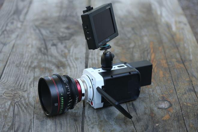 Phantom High Speed Miro Package  + Cine prime lens