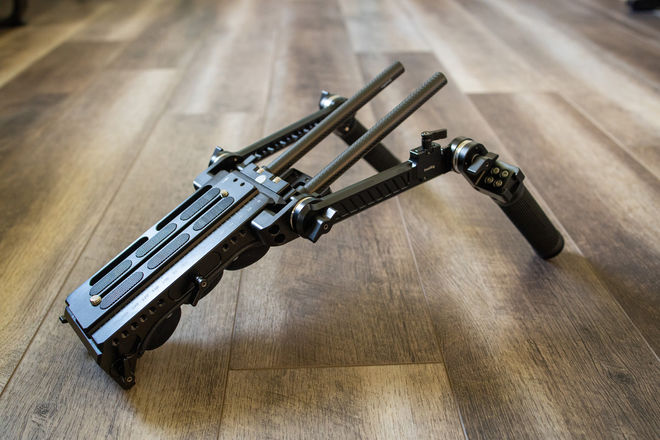 Universal Shoulder Rig w/ VCT Mounting Plate