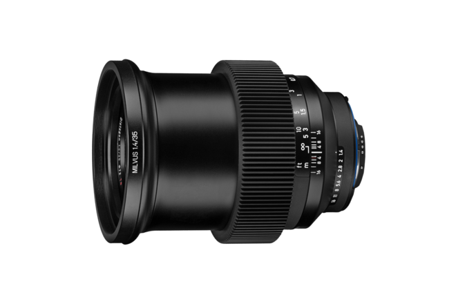 Zeiss Milvus Lens Set - 21, 35, 85
