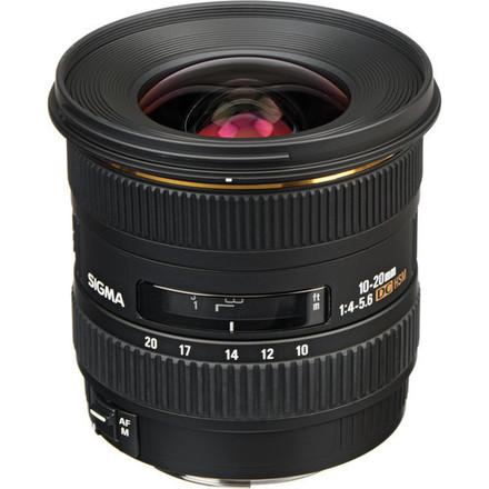 Sigma 10-20mm f/4-5.6 EX DC HSM EF Mount