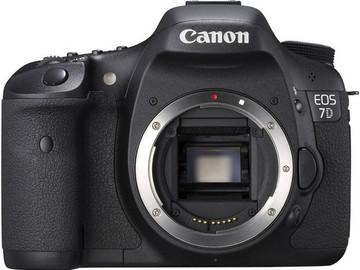 Rent: Canon EOS 7D Mk I Body w/ Grip