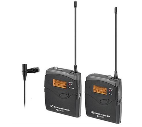(2) - Sennheiser ew 100 ENG G3 Wireless Kit A + B