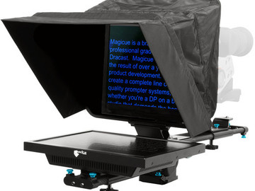 """Rent: MagiCue 17"""" Professional Prompter includes Laptop & Software"""