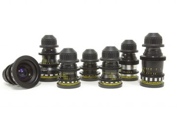 Super Baltars T2.3 (7 Lens Set)