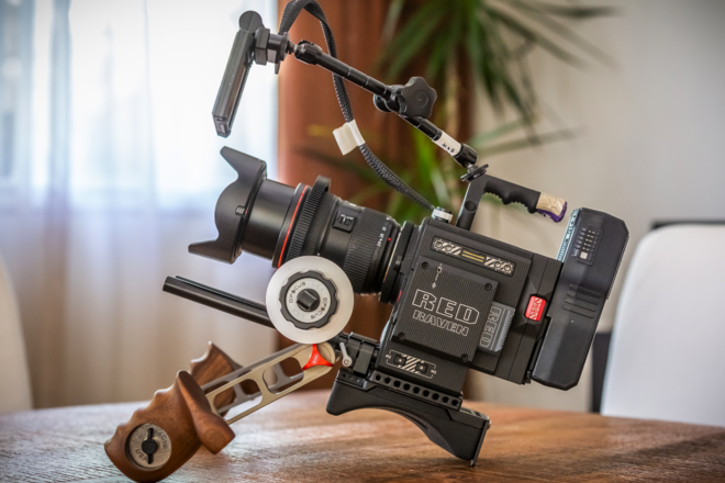 RED Camera Package