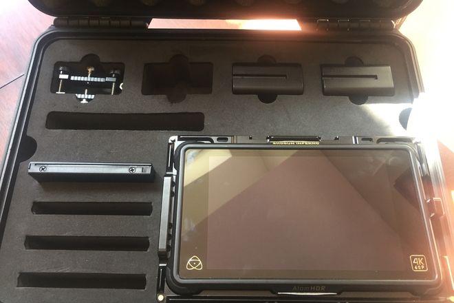 Atomos Shogun Inferno 7-in 4K Recorder and Accessories
