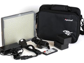 Rent: Aputure 672s LED Panel
