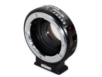 Rent: Metabones Nikon G to Micro Four Thirds Speedbooster