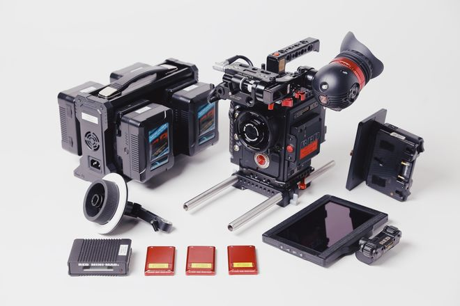 RED Gemini 5K DSMC2 Pro Package