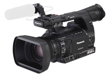 Rent: Panasonic AG-AC130A HD Handheld CAMCORDER