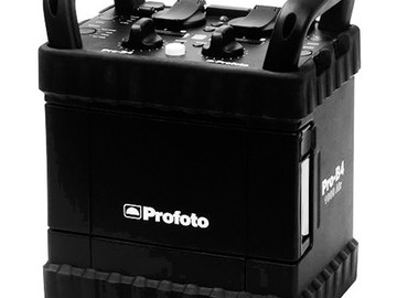 Rent: Profoto Pro B4 Package with Two Heads