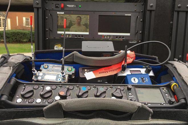 Production Sound Gear & Sound Recordist