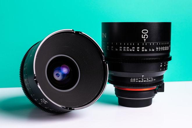 XEEN 24mm T1.5 Cine Lens EF Mount