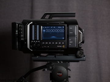 Rent: Blackmagic URSA 4K v1 Basic Package