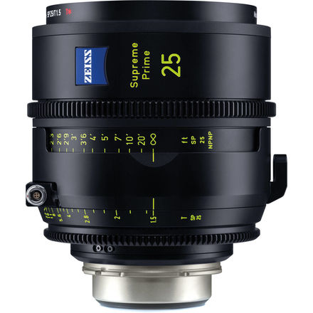 Zeiss supreme Primes  25mm,35mm,50mm,85mm Set of 4