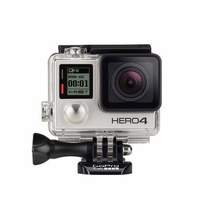 GoPro 4 Hero Silver