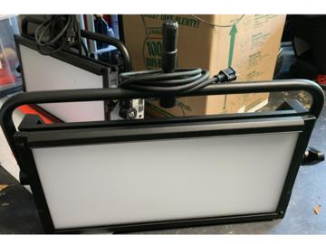 Litepanels Gemini 2x1 Bi-Color LED