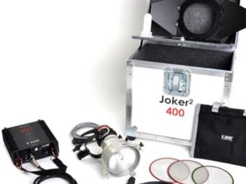K5600 Lighting  400wJoker2 Kit