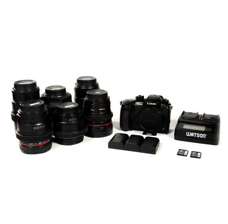 Best lens options for gh5