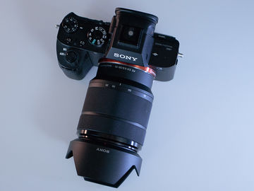 Rent: Sony A7S II Package Incl. Sound, 6x Batt, Lenses & Adapter