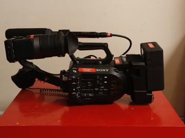 Rent: Sony FS7, Sony XCDA-FS7, EF Speedbooster