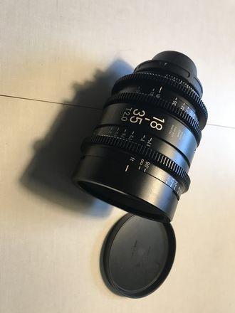 Sigma Cine 18-35mm T2 PL-mount