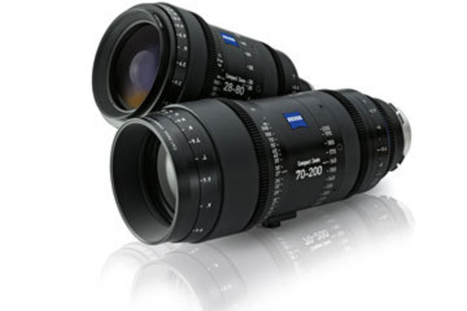 Compact Zoom  Lenses (CZ.2) 28-80 or 70-200