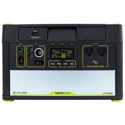 Goal Zero Yeti 1000 Lithium Battery Portable Power Station