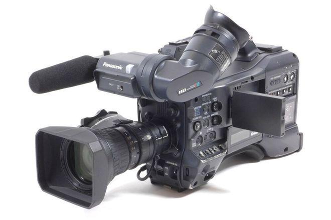 Panasonic AG-HPX370 3CCD P2 HD Kit #1