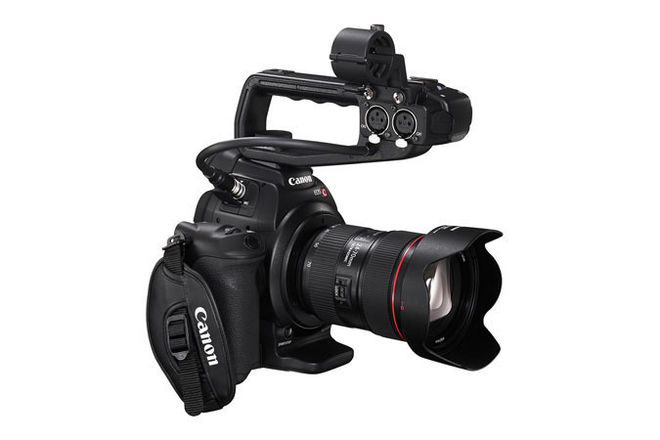 Canon EOS C100 Dual Pixel with Canon 24-105mm Kit