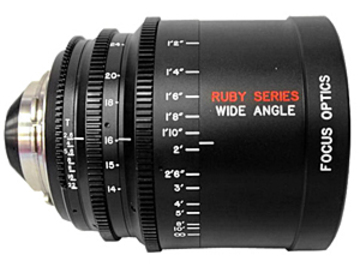 Rent: Focus Optics Ruby 14-24
