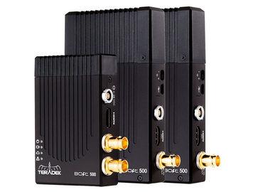 Rent: Teradek Bolt 500 3G-SDI/HDMI Video Tx/2Rx Transceiver Set