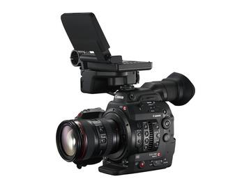 Rent: Canon C300 Mark II Kit + L Series Lens
