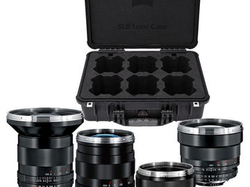Rent: Zeiss ZF.2 5 Lens Kit (Declicked)