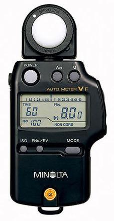Minolta  Auto Meter VF Light Meter