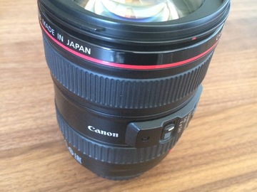 Rent: EF 24-105mm f/4.0L IS USM Autofocus Zoom Lens
